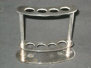 Vintage Standing Toothbrush Holder Stand MCM