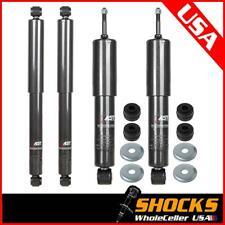 Full Kit Shocks Struts Absorber For Nissan Xterra 00-04 Replacement