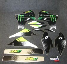 Yamaha YZF450 2010-2013 One Industries Monster Energy 1G70 kit de gráficos
