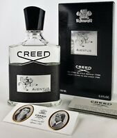 Creed Aventus 100ml / 3.3oz BATCH 19U11 Sealed Authentic & Fast from Finescents!