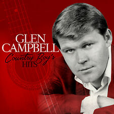 CD Glen Campbell Country Boy's Hits