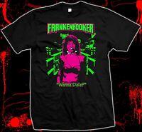 Frankenhooker - Hand Silk Screened, Pre-shrunk 100% Cotton T-Shirt