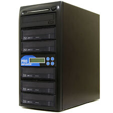 ProDuplicator 5 Burner Blu-ray BDXL M-Disc CD DVD Duplicator Multi Drive Media
