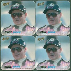 Lot Of 4 GEOFF BODINE 1994 Action Packed Coastars # 1