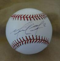 Seattle Mariners MIKE MORSE Signed Baseball Ink OMLB