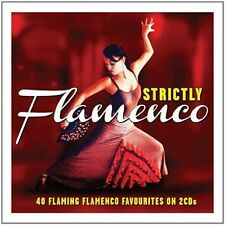 Strictly Flamenco Double CD 5060143495380 Various Artists