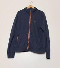 Superdry Orange Label Urban Flash Blue Track Top Sweatshirt 2XL