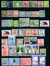 Philippines outstanding selection of 81 stamps - Nice assortment