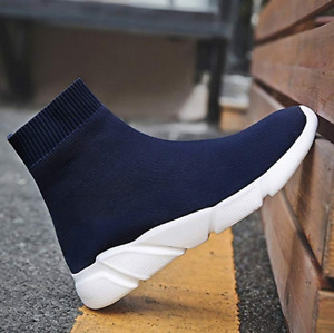 Sneakers Mens Socks Shoes Ultra Casual Athletic Running Shoes Lightweight