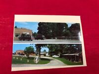 Vintage postcard 1960's circa Double b Motor Court Richmond Va Very nice