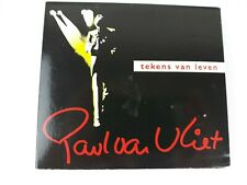PAUL VAN VLIET Tekens Van Leven - 2 CD Set with Booklet, Lyrics, See Pictures