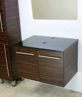 bathroom vanity sink cabinet furniture vanities 24 round. Black Bedroom Furniture Sets. Home Design Ideas