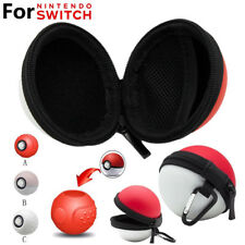 Carrying Case Cover for Nintendo Switch Poke Ball Plus Controller Eevee Bag Case