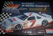 MONOGRAM 0760 #7 Alan Kulwicki AK RACING Thunderbird Model Car Mountain 1/24 FS