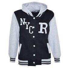 Sweats et vestes à capuche gris pour garçon de 10 ans