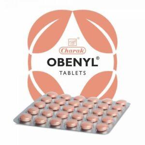 Charak Ayurveda Obenyl 30 Tablets Herbal Product