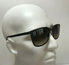 Brand New Hugo BOSS Sunglasses 0723/S 56MM Brown Dark Ruthenium/ Gray Green Lens