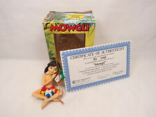 Grolier First Issue Jungle Book Mowgli Ornament Great Gift S7 2.04