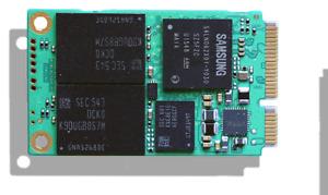 New Samsung 1TB mSATA SSD (equivalent of 860 Evo) T3 / T5 Pull - Bare SSD only