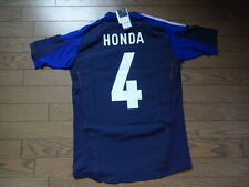 Japan #4 Keisuke Honda 100% Authentic Player Issue Jersey Shirt M 2012/13 Home