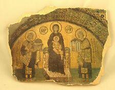 Icon Orthodox The Virgin & Child - Justinian Hagia Sophia- Medium Replica #12-02