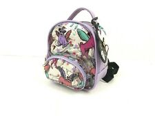 Betsey Johnson Purple Lavender LBSAGE Mini Backpack Puppy Dog NEW NWT