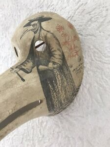 Venezianische Maske (Pest-Doktor / Dottore della peste), Venezianischer Karneval