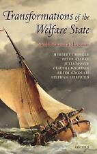 NEW Transformations of the Welfare State: Small States, Big Lessons