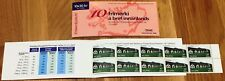 Iceland Booklet 1995 Norden XI Laufas 30kr Domestic - MNH - Excellent!