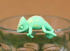 Japan Kitan Club Veiled chameleon Lizard mini PVC figure figurine
