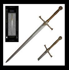 Game of Thrones™ Urethane Foam Jaime Lannister's Sword LARP Prop in collectors