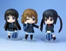 *A0055 K-on! Nendoroid Petit K-on Set Figure TBSishop & Lawson Limited Ver anime