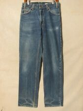 D8960 Levi's 518 USA Made Relaxed Rare Killer Fade Jeans Men's 31x33