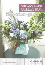 Oasis NEW Spring/Summer Collection Booklet  Floristry Ideas & Products Available