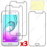 Lot 3 Film Protection Ecran anti rayure Samsung Galaxy J3 2016 SM-J320F