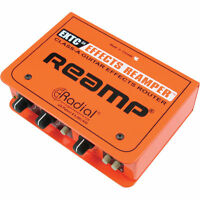 Radial Engineering EXTC-SA Guitar Effects Reamp Interface NEW! FREE 2DAY DELIVER