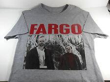 FARGO T-Shirt Classic Image Film Men's Small Grey