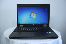 "Laptop Barata Hp Probook 6570B 15.6"" i5-3210M 4 GB 128 GB Ssd Windows 7 Grado B"