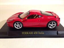 FERRARI 458 ITALIA NEW 1:43 SCALE IXO BLISTER PACK MAG DP03