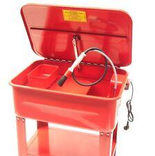 Fontaine de lavage 80 LITRES auto pompe vidange electrique bac machine pinceau