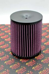K+N style air filter 2004-2020 Yamaha YFZ450 YFZ450R stock sized replacement