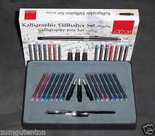 Kalligraphie Füllhalter Set 18 teilig