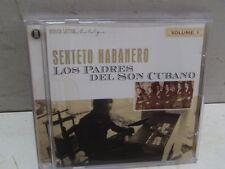 Sexteto Habanero Los Padres Del Son Cubano CD Music Vol. 1 55010