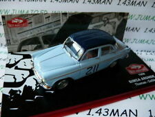 RMC8M 1/43 IXO altaya Rallye Monte Carlo SIMCA Aronde 1959 Thomas Dellière