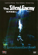 The Silent Enemy (1958) - Laurence Harvey, Dawn Addams - DVD NEW
