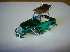 "Dash ""Super Modified"" Candy Green Tjet Slot Car Body New Aurora Model Motoring~"