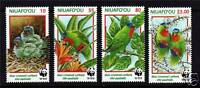 Niuafo'ou 1998 Endangered Species SG 270/3 MNH