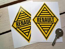 RENAULT CLASSIC CAR stickers Dauphine Caravelle Gordini