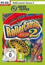 ROLLERCOASTER TYCOON 2 - Bauen Sie IHREN Freizeitpark!