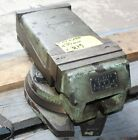 Large Milling Machine Vice with Rotating Plate 160mm wide jaw